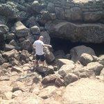 Lave River Cave