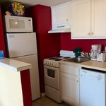 Traditional Oceanview King 1205: Kitchen