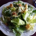 Caesar salad!