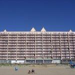 dunes manor from beach