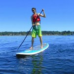 Stand-Up Paddle Boarding rentals at our beach.