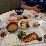Fine selection at Fuji Japanese restaurant