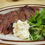 Wakkanai beef steak