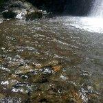 Agua dulce, limpia y fría...