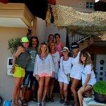 Das Team Greenhotel und wir....