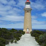 Lighthouse in Flinders National Park