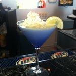 Lemon Pie Martini