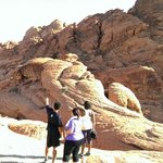 Awesome hike at Red Rock canyon