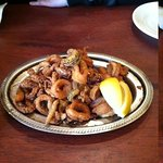 fresh Calamari