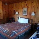 Inside Cabin 9