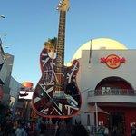 Hard Rock Cafe exterior