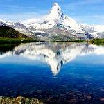Matterhorn, immer wieder ein imposantes Bild