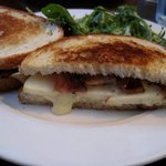 Brie, Bacon & Apple Sandwich