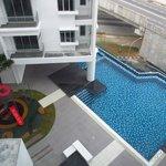 Swimming pool - new addition