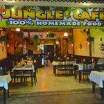 """""""Le Piemento"""" transformé en """"Jungle Café"""" sympha !"""