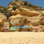 Beach, only 10 minute walk away.
