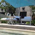Adult Quiet Pool - Private Cabana