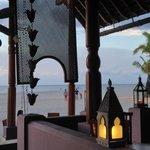The Rhu Bar - great sunset views