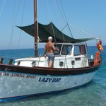 Lazy Day Boat Trip