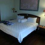Bedroom in Seaview Villa