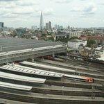 Waterloo Station in Daylight