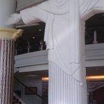 Replika patung Kristus Yesus di Rio De Janeiro