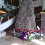 Christmas Tree at Clarion & Convention Makassar