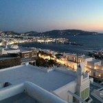 #marina view #mykonos