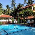 Fantastic swimming pool !