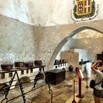 Kitchen in the Palace of Sintra