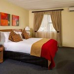 Spacious Deluxe room