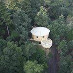 23 cabanes dans les bois...