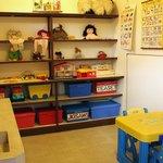 Klub Kokos Toy Room