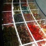Un défilé de bonbons