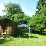 Dartmoor Shepherds hut