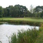 The 4th Hole 'Ivors Island'