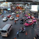 this is the view from SIAM station