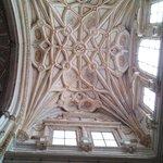 Los techos de la Mezquita