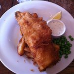 Fish and chips ��
