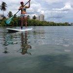San Juan Paddleboarding