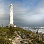 Slankop Point Lighthouse near Kommetjie - by SeeOneSoul Photography