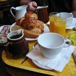 Frukost för två