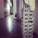 Social housing columns
