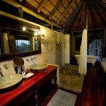 Bathroom in the Standard Room at Kings Pool