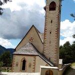chiesa di S. Giacomo Ortisei