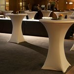 Atrium restaurant: multifunctional for all kind of events