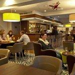 Lounge bar 'The Loop'