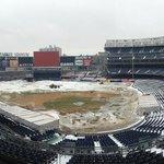 Yankee Stadium, Bronx, New York.