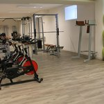Das Fitnessstudio