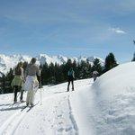 ski de fond découverte
